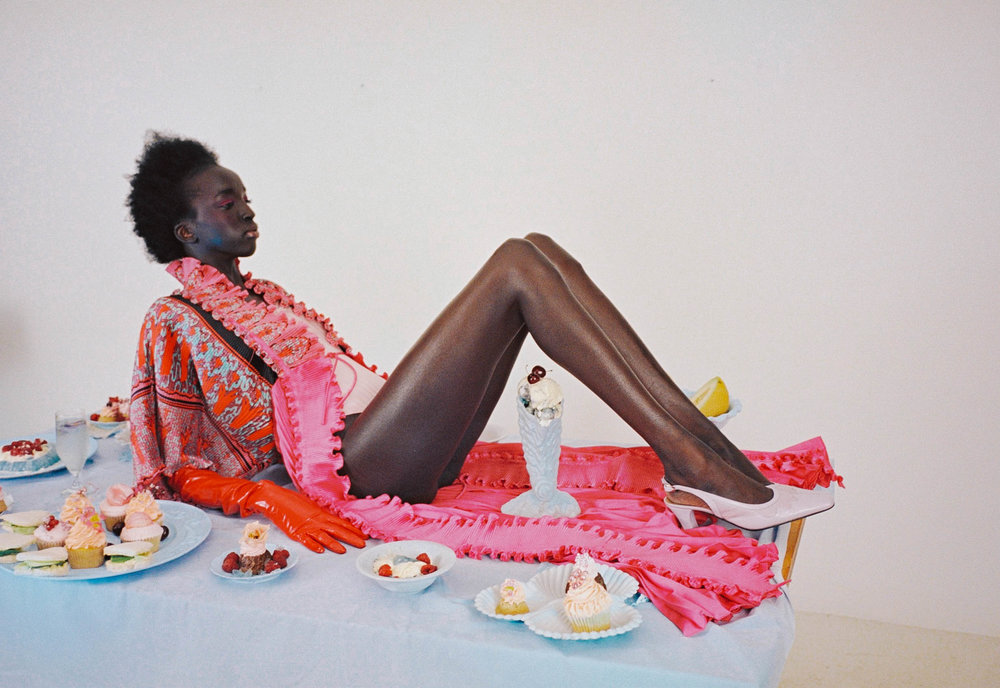 Model: Nyaueth Riam
