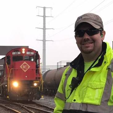 Matt Phalon - Matt is one of our mechanical engineers and product designers. His specialties include cast steel products, cabooses and locomotives.
