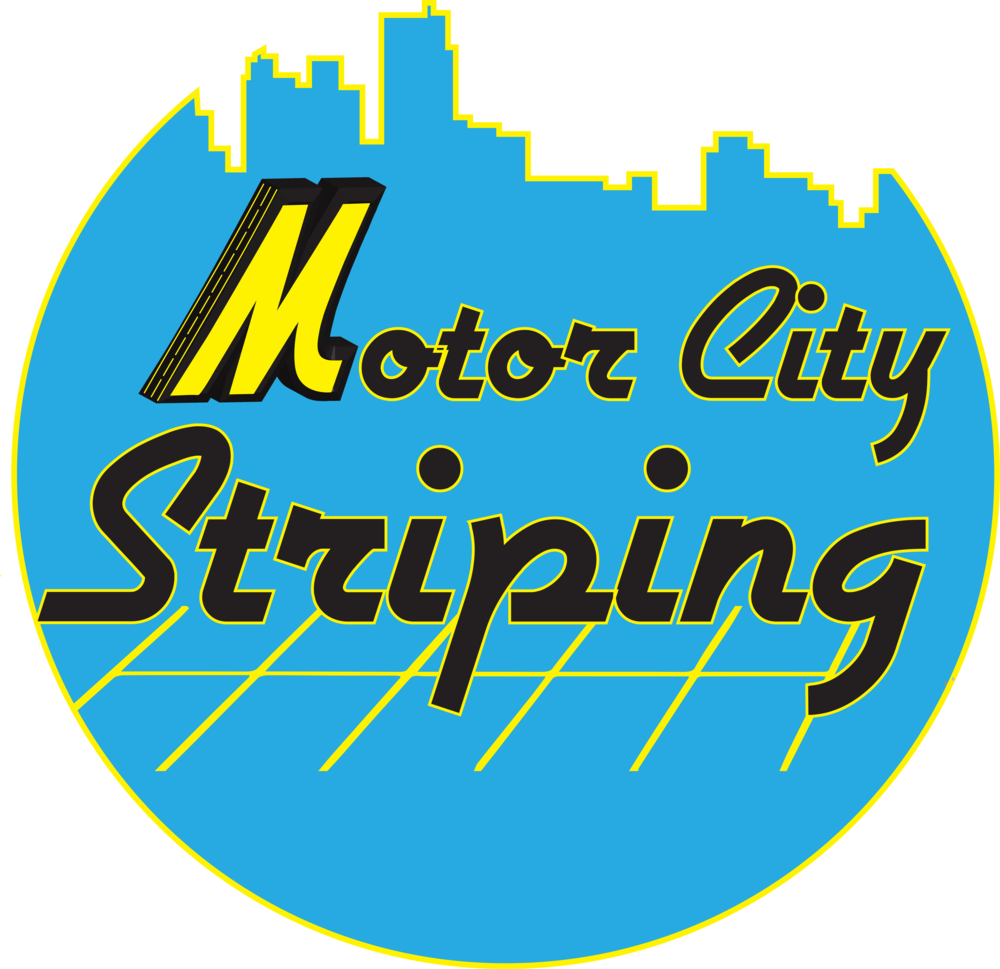 Motor City Striping LLC paves the way for parking lots, roads, etc. in the Metro Detroit area to be used once again.
