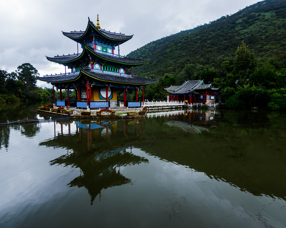 Black Dragon Pool, Yunnan