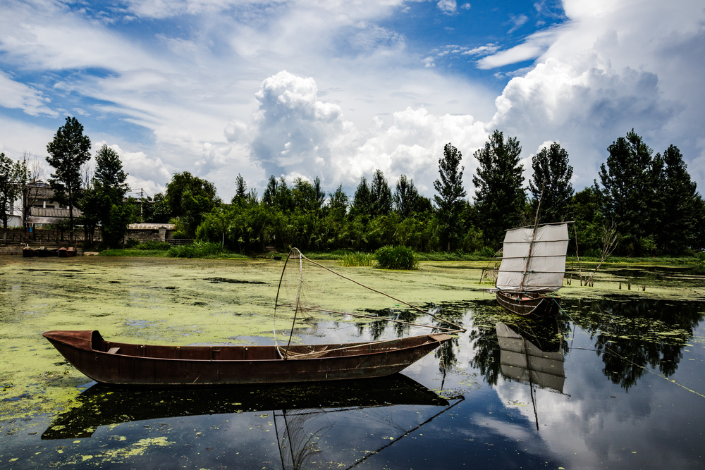 Erhai Lake, Yunnan