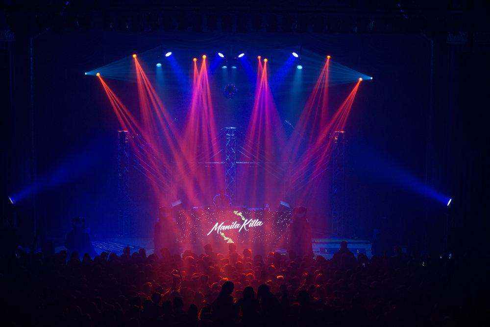 Manila Killa at Royal Oak Music Theatre