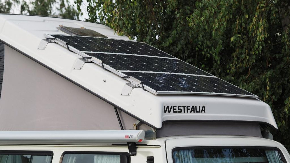 Once I Decided I Didnu0027t Want To Permanently Mount The Solar Panel I Had To  Decide Which One To Get. I Was Immediately Drawn To Flexible Solar Panels  Because ...