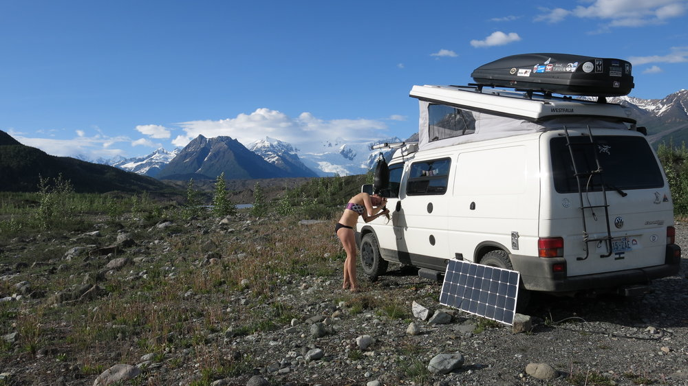 A Guide To Going Solar A Girl And Her Van