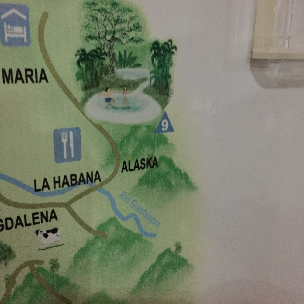 Alaska Colombia?