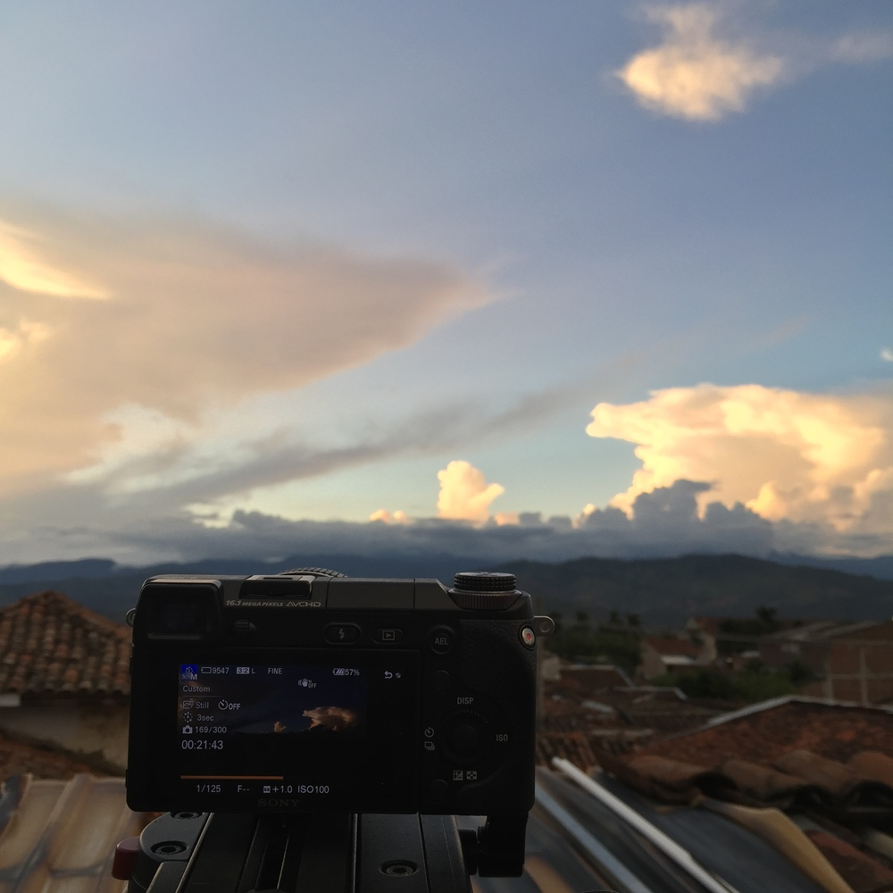 Timelapse Number 2 in Colombia