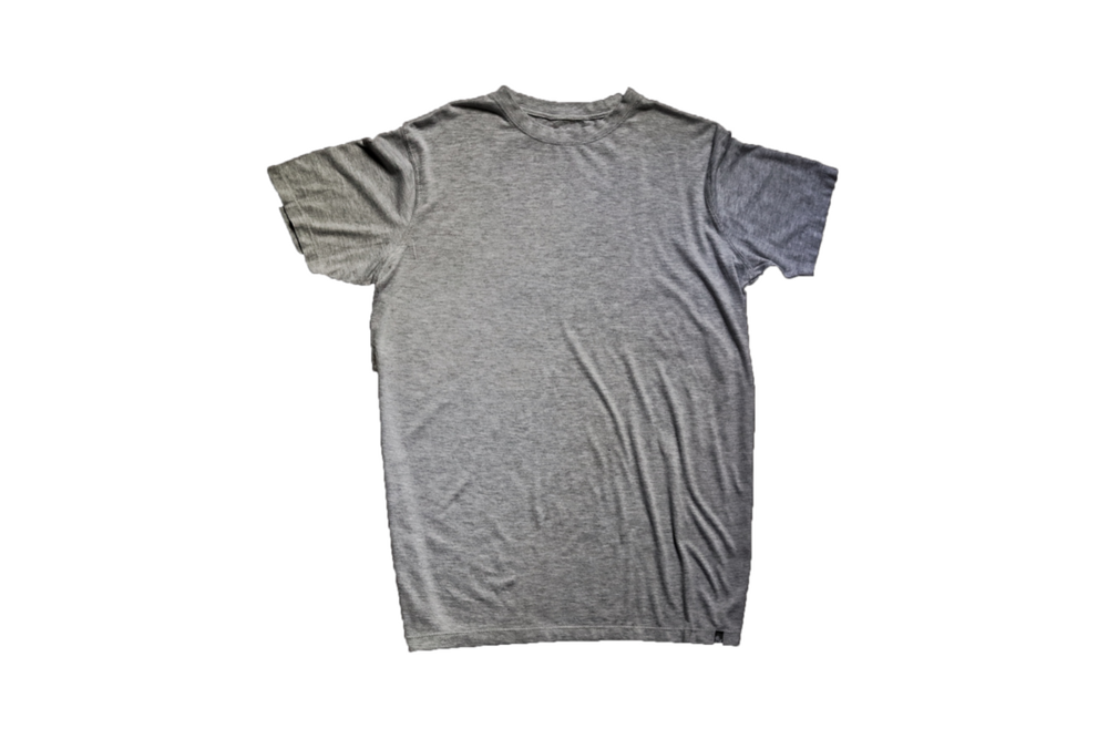 ICANCHU ESSENTIAL T-SHIRT - ATHLETIC GRAY