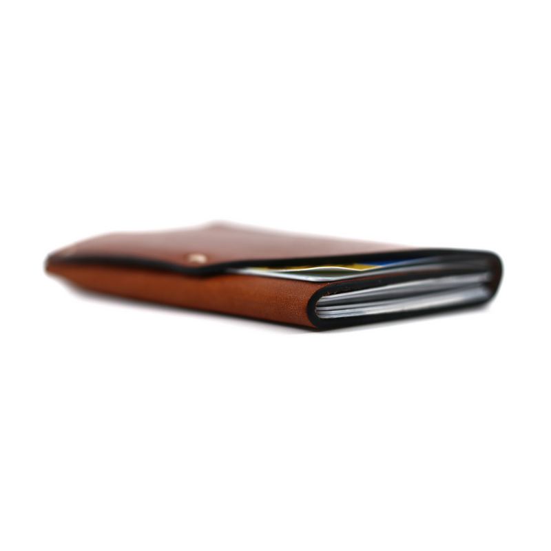 SLIM WALLET SIDE VIEW
