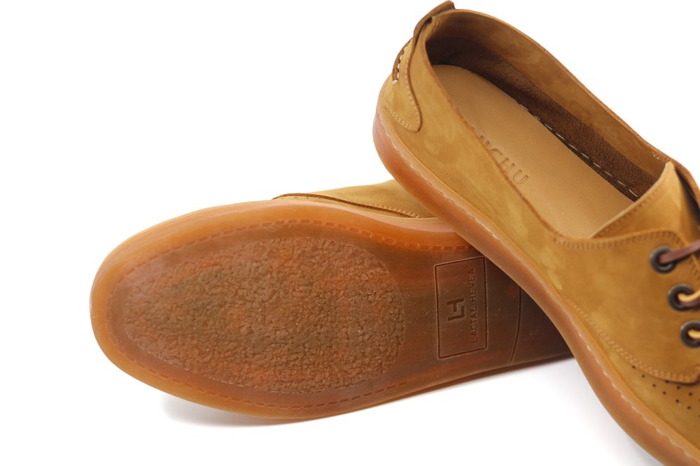 Incomparable Comfort - Finished with a cork footbed and the world's most comfortable sole