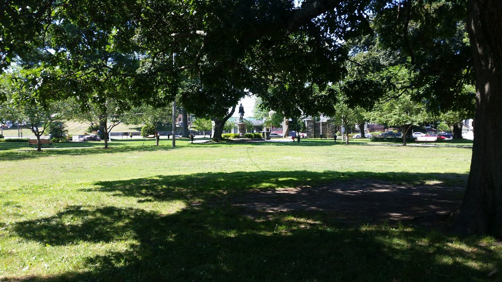 Williams Park, future site of TVCCA Farmers Market