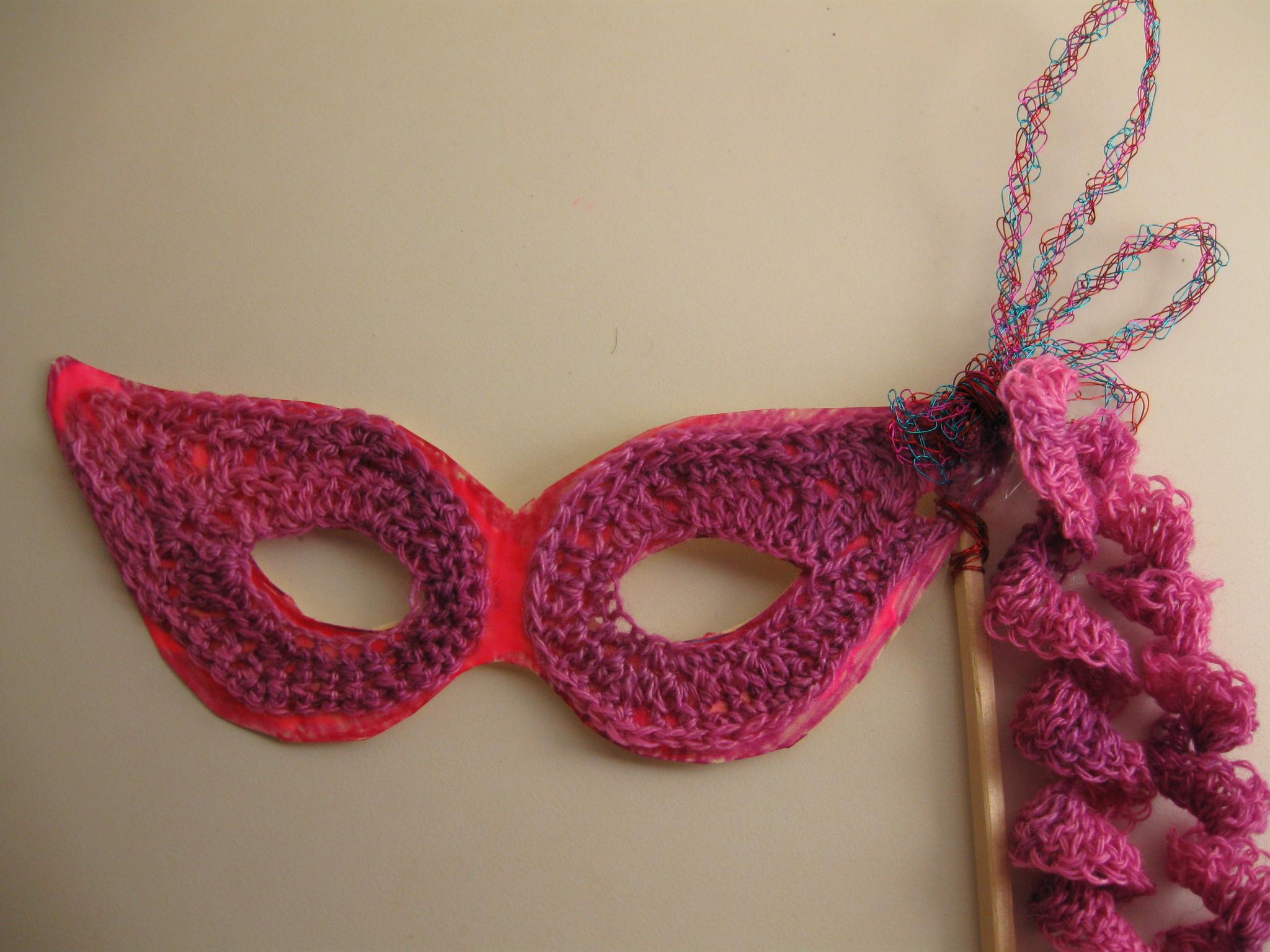 Tnna Minus Three Days And Counting Sharon Silverman Crochet