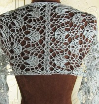 Moonmist Shawl