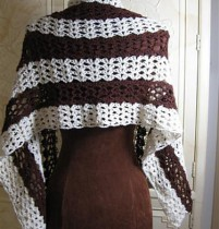 Milk & Cookies Shawl