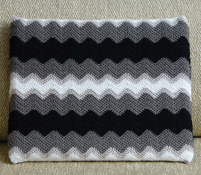 Sophisticated Chevrons Pillow.jpg