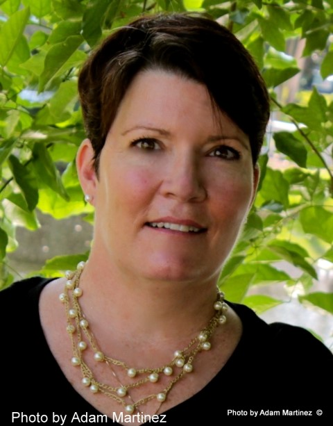 Author Karen McKenna