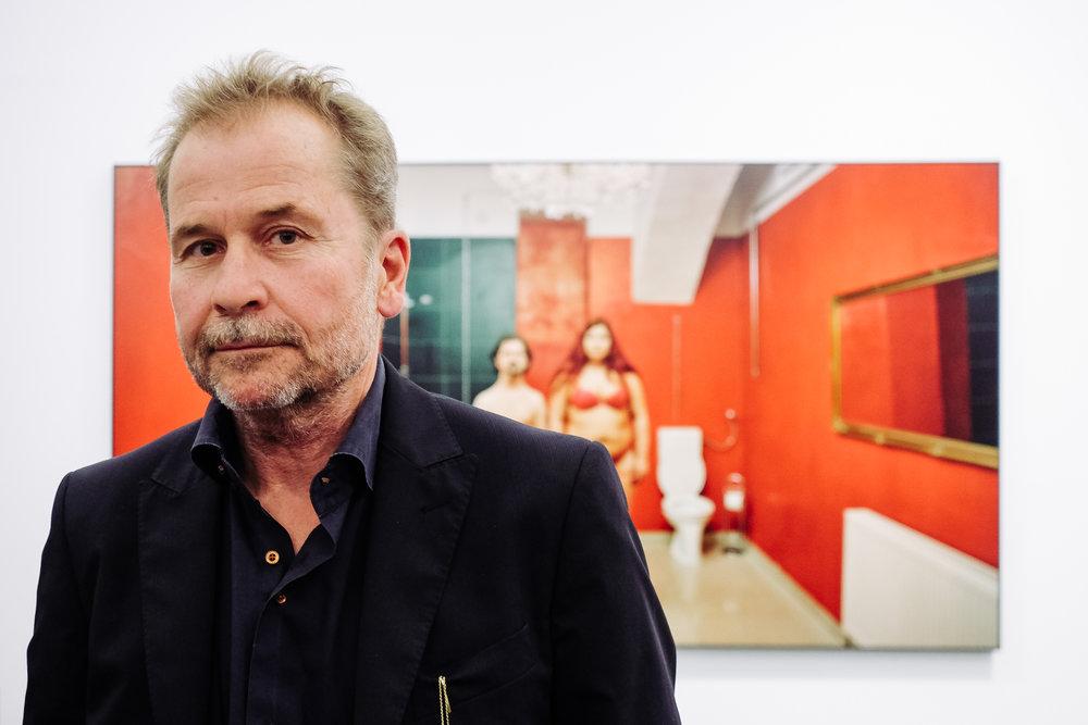 Ulrich Seidl. film producer.
