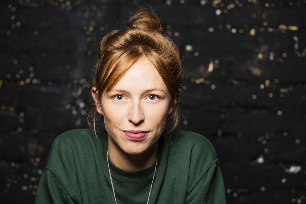 Sophie Löffler.  actress.