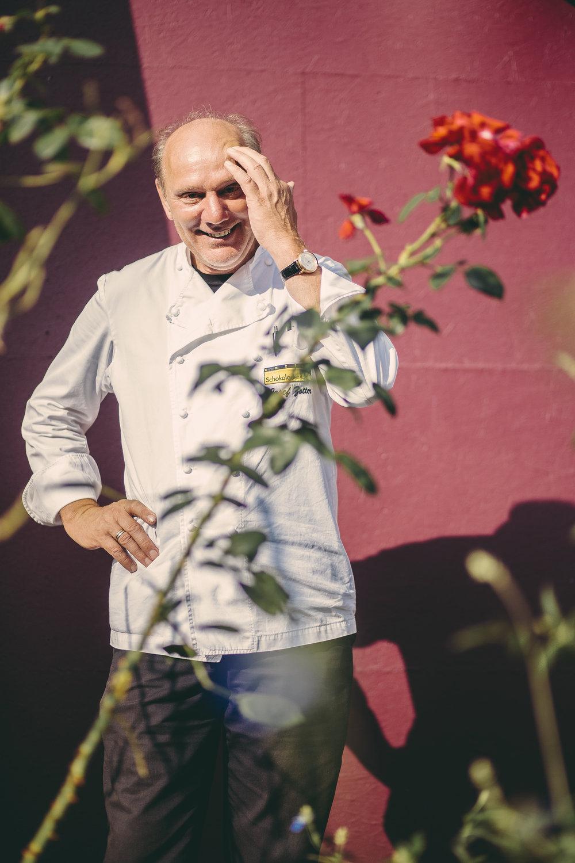 Josef Zotter.  chocolatier.
