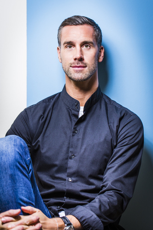 Stefan Maierhofer. football player.