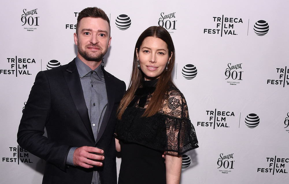 Justin Timerlake and Jessica Biel                                                                                                                                                         Photo: Theo Wargo