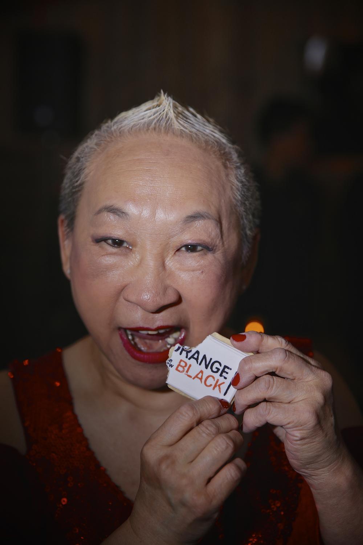 Lori Tan Chinn Photo by Mangue Banzima