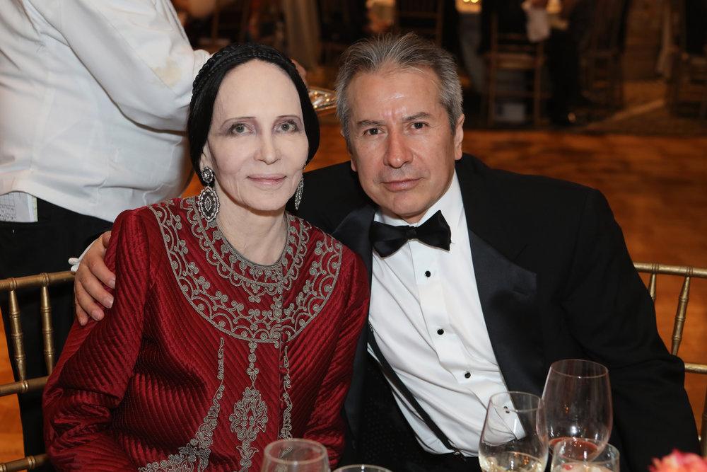 Mary McFadden, Miguel Benavides.jpg