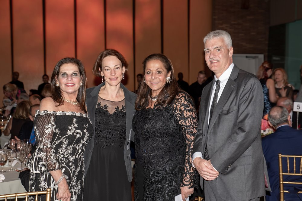 Sylvia Hemingway, Antónia Bodó, Nurit Kahane Kasse, Stephen E. Benko