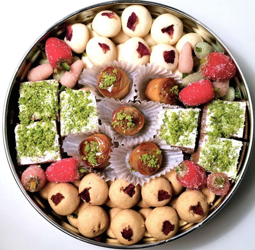 Persian Pastry from Popilee