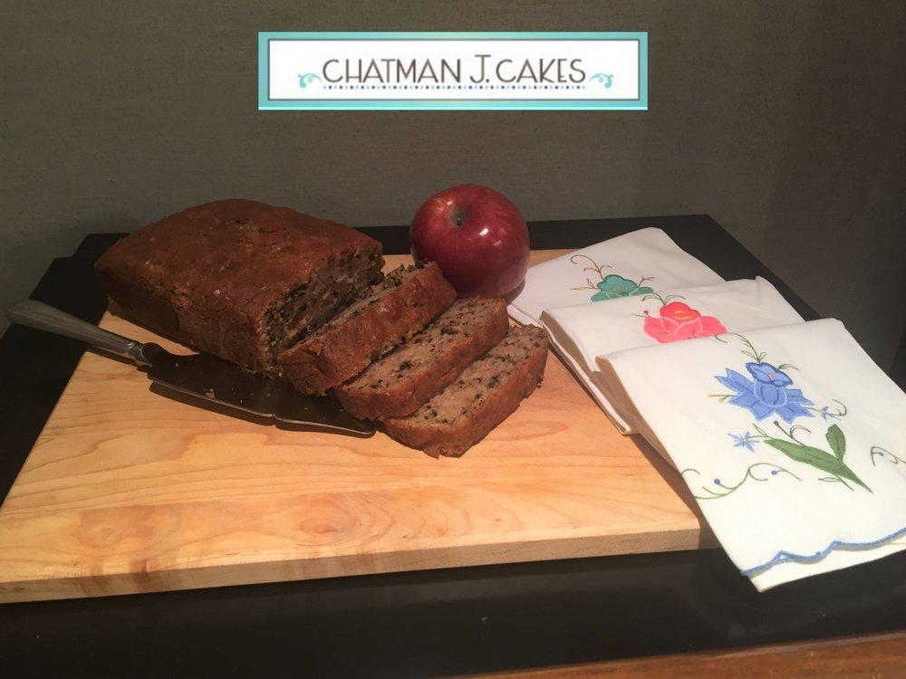 Award Winning Zucchini Bread from Chatman J Cakes