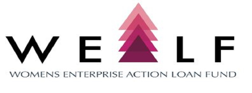 Logo, Women's Enterprise Action Loan Fund