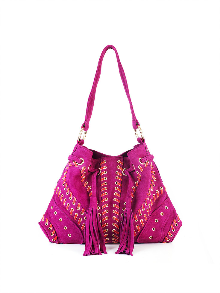 Elise Fringe Le'bulga handbags WEALF