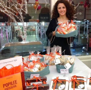 "ROSHANAK YOUSEFIAN: POPILEE PASTISSERIE LLC    Popilee Patisserie specializes in authentic handmade Persian sweets, made with the finest organic and traditional ingredients. Today, Roshanak's pastries fill the ""sofreh-aghd"" of Manhattan weddings as well as the dessert tables of private events throughout her city. Popilee continues to expand, now catering all-things Persian; their appetizers have recently adorned the dinner tables of events throughout New York, including the annual Noruz at the Met gala held at the Temple of Dendur."