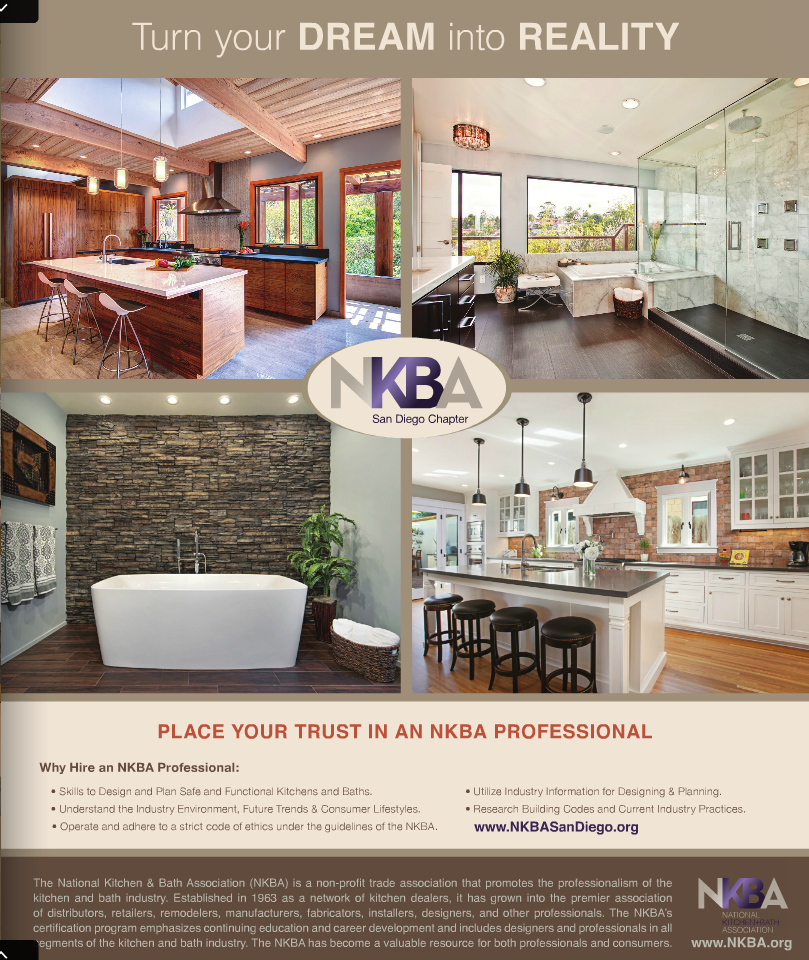 Getting To Know The National Kitchen Bath Association NKBA