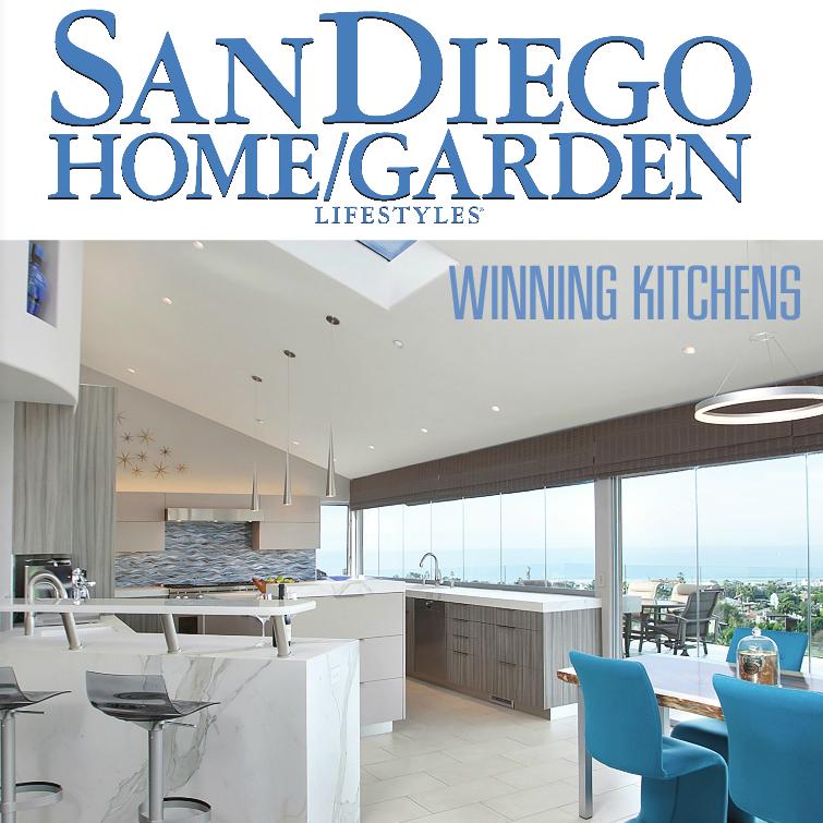 Published in  San Diego Home/Garden  - November 2016