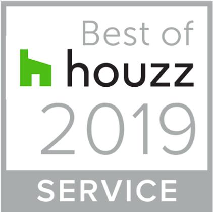 Voted best of Houzz