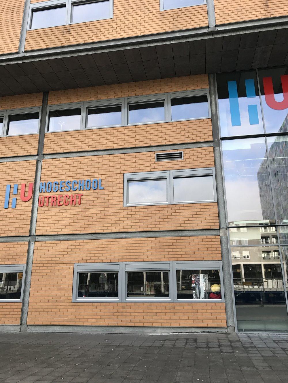 Hogeschool van Utrecht. Utrecht, Netherlands.