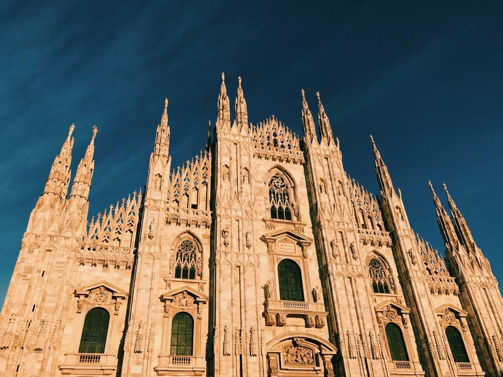 Cathedral of Milan/Duomo.