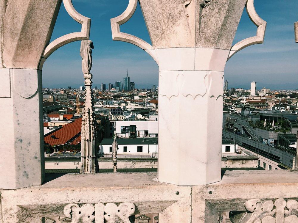 Rooftop Terrace, Duomo.