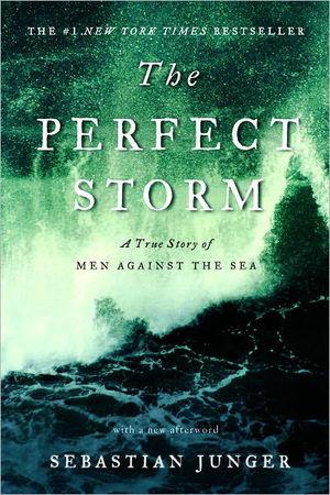 sebastian junger a perfect storm