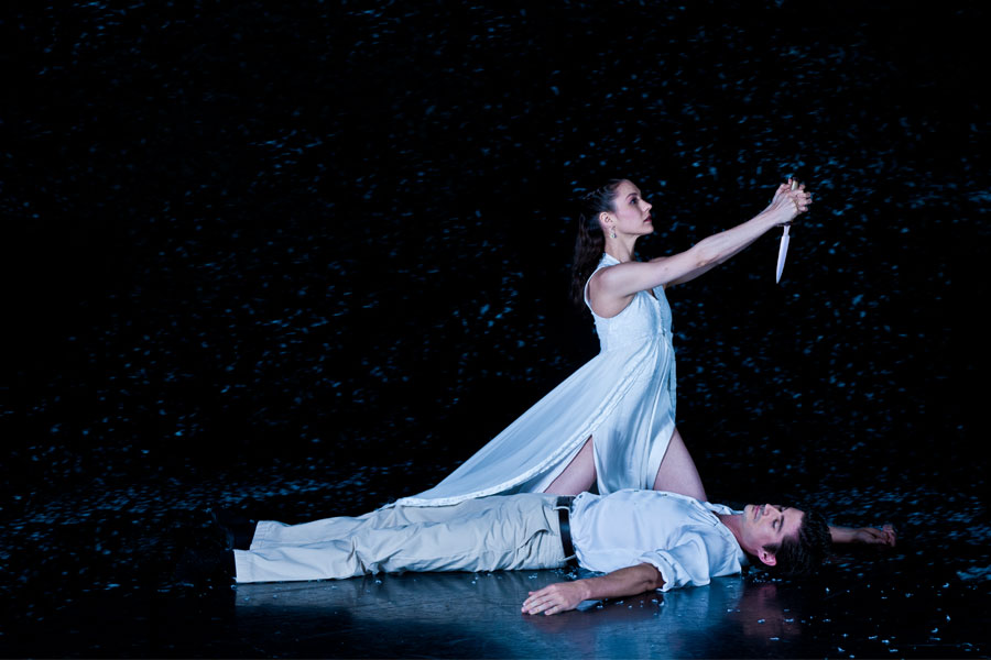 ROMEO & jULIET starring grand rapids ballet
