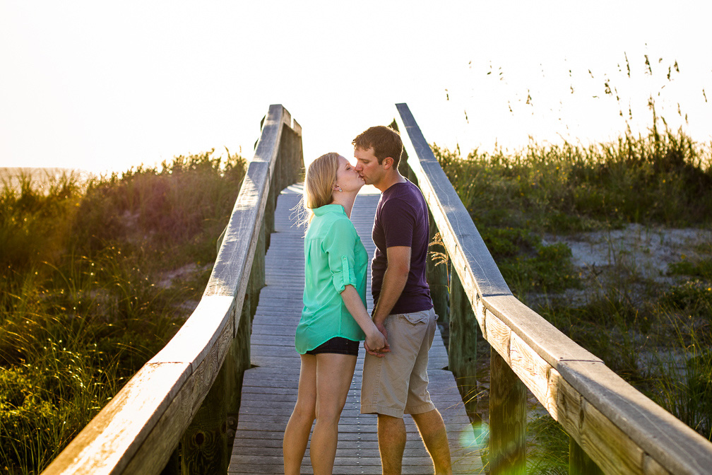 Pass A Grille Beach Engagement | Rachel & Aaron | L. Martin Wedding Photography_33