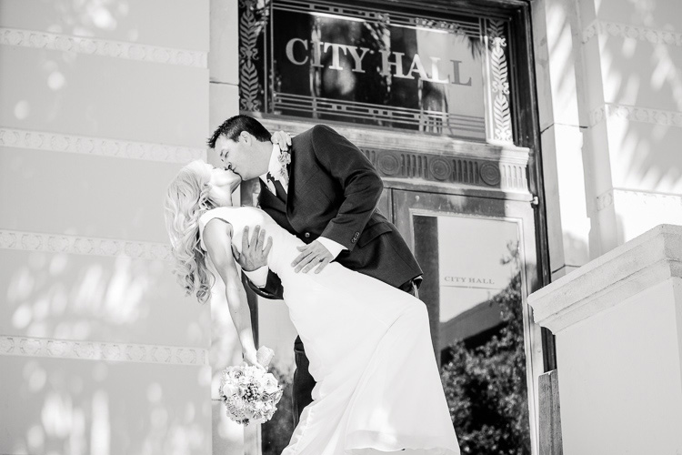 Florida City Hall Wedding | Brishen & Kevin | L. Martin Wedding Photography_45