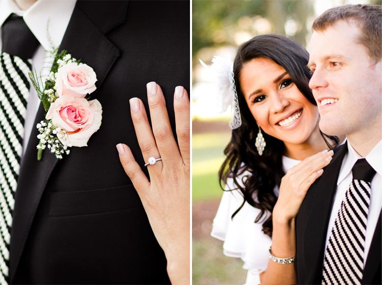 Plant Park Tampa Elopement | Alma & Vince | L. Martin Wedding Photography_08