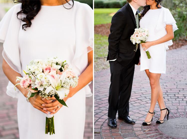 Plant Park Tampa Elopement | Alma & Vince | L. Martin Wedding Photography_09