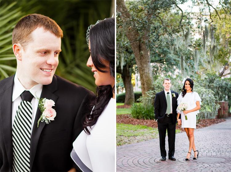 Plant Park Tampa Elopement | Alma & Vince | L. Martin Wedding Photography_10