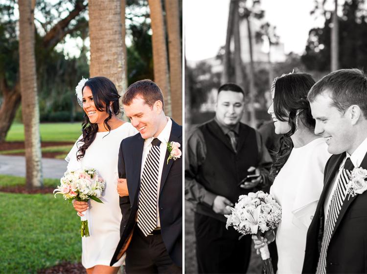 Plant Park Tampa Elopement | Alma & Vince | L. Martin Wedding Photography_14