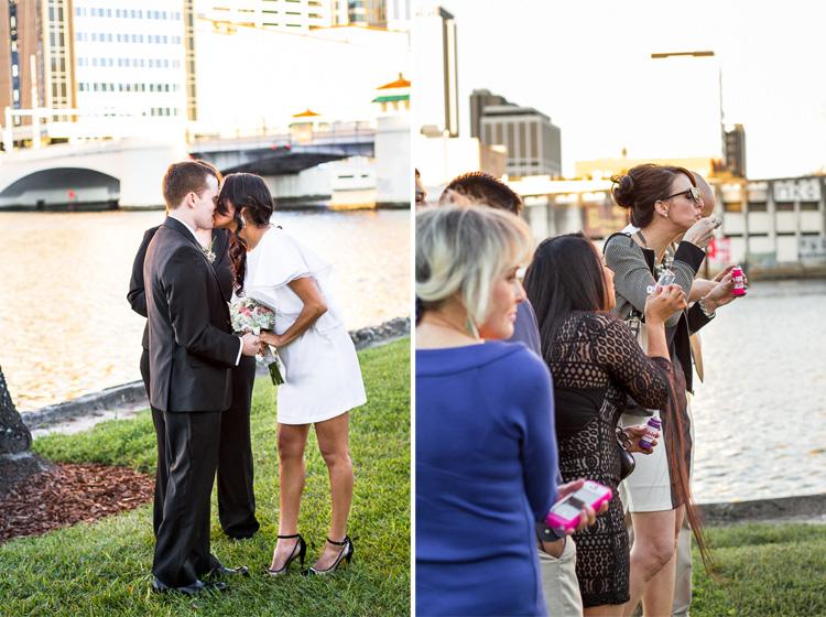Plant Park Tampa Elopement | Alma & Vince | L. Martin Wedding Photography_16