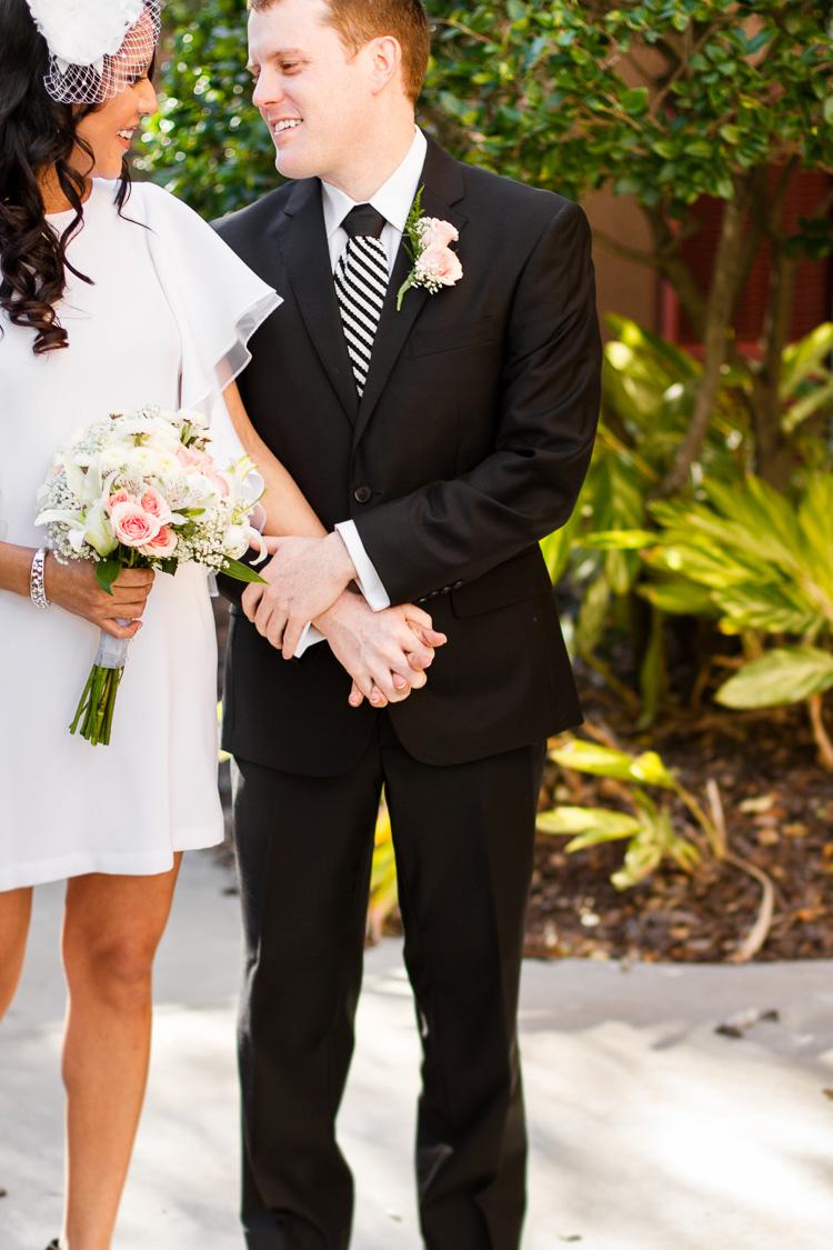 Plant Park Tampa Elopement | Alma & Vince | L. Martin Wedding Photography_22