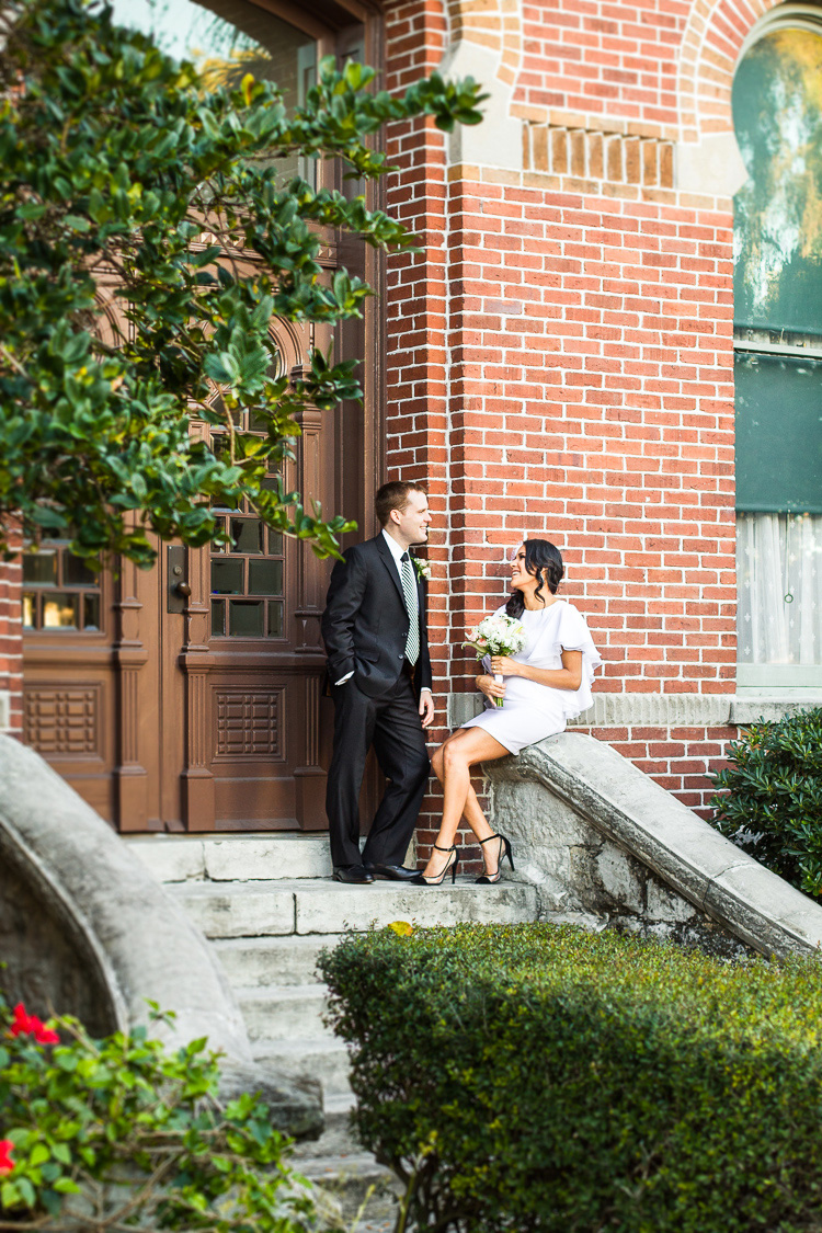 Plant Park Tampa Elopement | Alma & Vince | L. Martin Wedding Photography_24