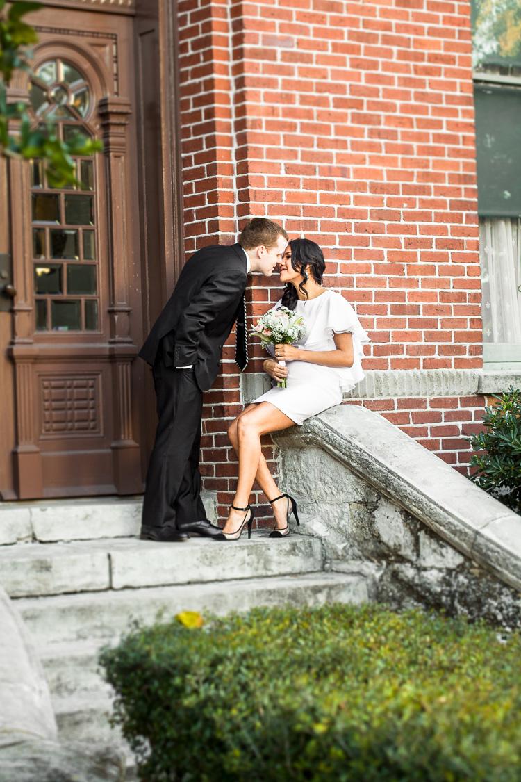 Plant Park Tampa Elopement | Alma & Vince | L. Martin Wedding Photography_25